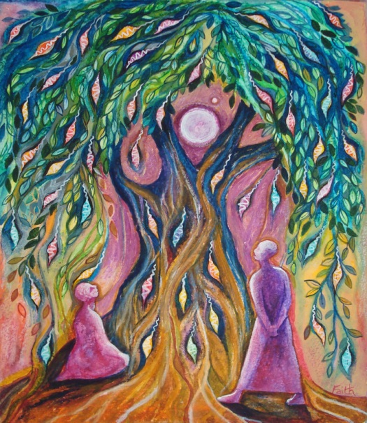 moonsisters and the blessing tree